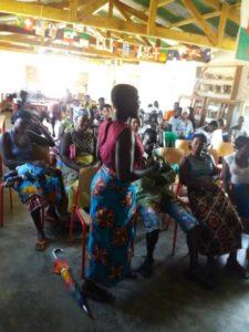 campagne malaria